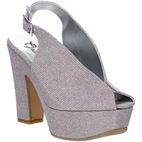 Scarpe Donna Sandali Grace Shoes FLOR Rosa