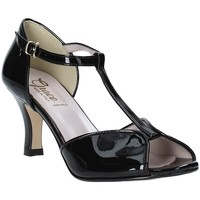 Scarpe Donna Sandali Grace Shoes 928010 Nero