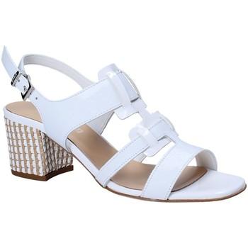 Scarpe Donna Sandali Keys 5711 Bianco