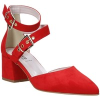 Scarpe Donna Décolleté Grace Shoes 774004 Rosso