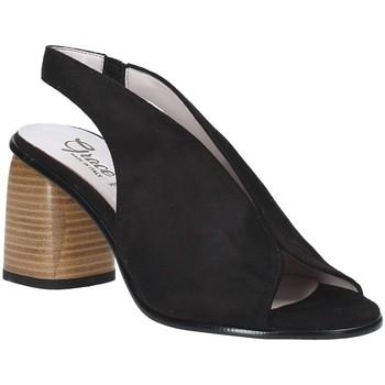 Scarpe Donna Sandali Grace Shoes 492S001 Nero