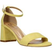 Scarpe Donna Sandali Grace Shoes 380008 Giallo