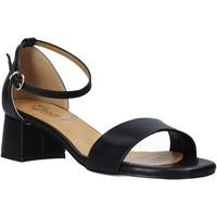 Scarpe Donna Sandali Grace Shoes 809001 Nero