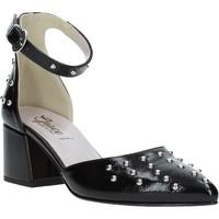 Scarpe Donna Sandali Grace Shoes 774007 Nero