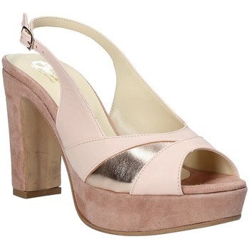 Scarpe Donna Sandali Grace Shoes JN 093 Rosa