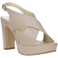 Scarpe Donna Sandali Grace Shoes JN 039 Beige