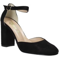 Scarpe Donna Sandali Grace Shoes 949002 Nero
