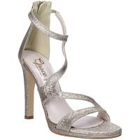 Scarpe Donna Sandali Grace Shoes 2383003 Beige