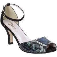Scarpe Donna Sandali Grace Shoes 928008 Nero