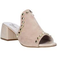 Scarpe Donna Ciabatte Grace Shoes 1576006 Beige