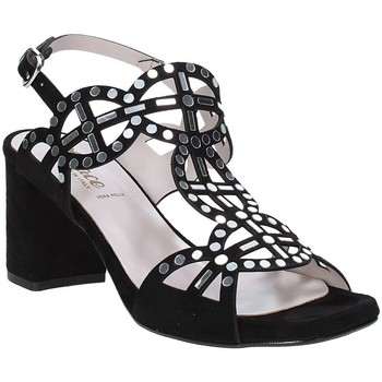 Scarpe Donna Sandali Grace Shoes 116002 Nero
