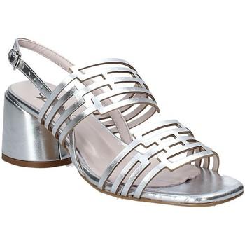 Scarpe Donna Sandali Grace Shoes 123001 Argento