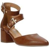 Scarpe Donna Sandali Grace Shoes 774004 Marrone