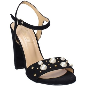 Scarpe Donna Sandali Grace Shoes 1396 Nero