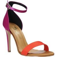 Scarpe Donna Sandali Grace Shoes 018Y037 Arancio