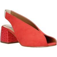 Scarpe Donna Sandali Grace Shoes 1576002 Arancio