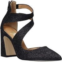 Scarpe Donna Sandali Grace Shoes 962G105 Nero