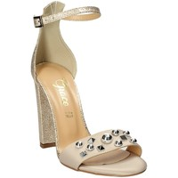 Scarpe Donna Sandali Grace Shoes 1467 Rosa