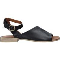 Scarpe Donna Sandali Bueno Shoes Q5602 Nero