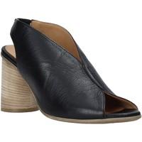 Scarpe Donna Sandali Bueno Shoes Q6503 Nero