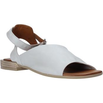 Scarpe Donna Sandali Bueno Shoes Q5602 Grigio