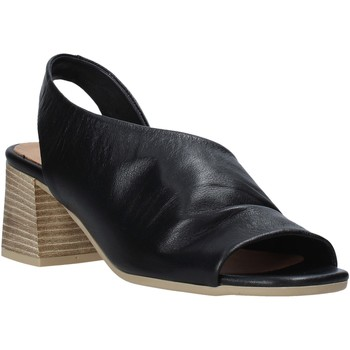 Scarpe Donna Sandali Bueno Shoes N1300 Nero