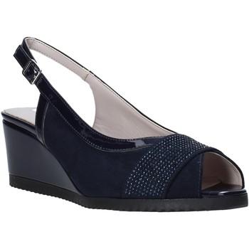 Scarpe Donna Sandali Comart 022889ST Blu