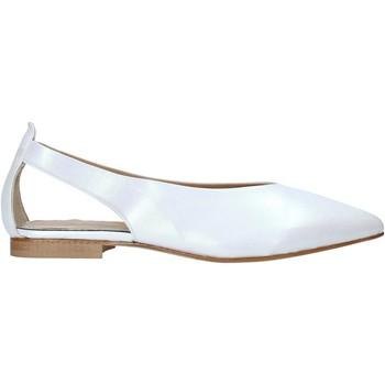 Scarpe Donna Sandali Mally 6817 Bianco
