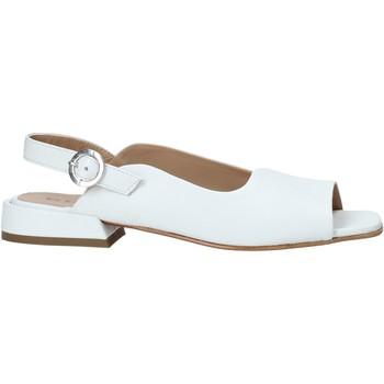 Scarpe Donna Sandali Mally 6826 Bianco