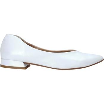 Scarpe Donna Ballerine Mally 6816 Bianco