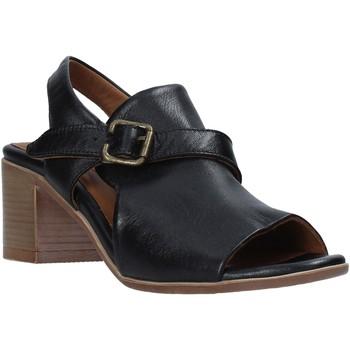 Scarpe Donna Sandali Bueno Shoes 9L102 Nero