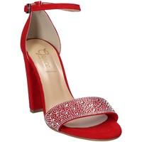 Scarpe Donna Sandali Grace Shoes 1388 Rosso