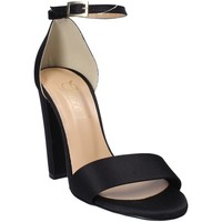 Scarpe Donna Sandali Grace Shoes 1392 Nero
