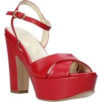 Scarpe Donna Sandali Esther Collezioni T260 CRIS Rosso