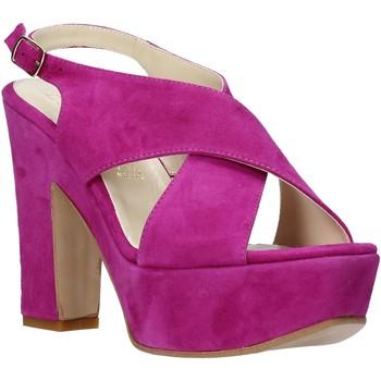 Scarpe Donna Sandali Esther Collezioni TQ 039 Rosa