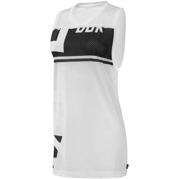 Abbigliamento Donna Top / T-shirt senza maniche Reebok Sport DP6671 Bianco