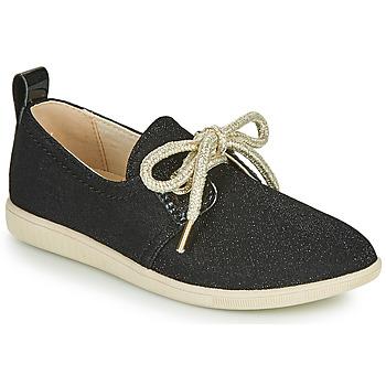 Scarpe Bambina Sneakers basse Armistice STONE ONE K Nero