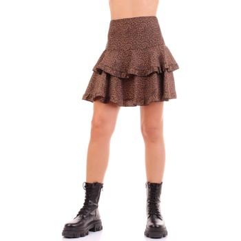 Abbigliamento Donna Gonne Vicolo TW0723 Marrone