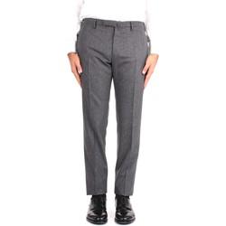 Abbigliamento Uomo Pantaloni da completo Incotex 1T0030 1721T Grigio