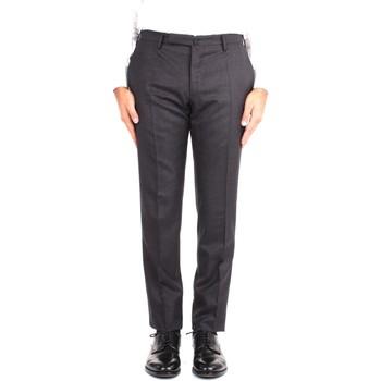 Abbigliamento Uomo Pantaloni da completo Incotex 1T0030 1394T 931 Grigio