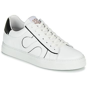 Scarpe Uomo Sneakers basse Schmoove SPARK MOVE Bianco / Nero
