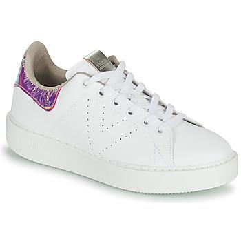 Scarpe Donna Sneakers basse Victoria UTOPIA HOLOG Bianco