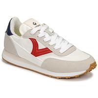 Scarpe Donna Sneakers basse Victoria ASTRO NYLON Bianco / Rosso / Blu