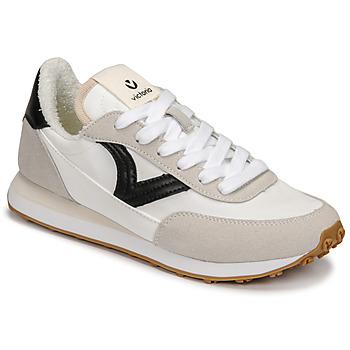 Scarpe Donna Sneakers basse Victoria ASTRO NYLON Bianco / Nero