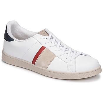 Scarpe Uomo Sneakers basse Victoria TENIS VEGANA DETALLE Bianco / Blu