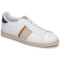 Scarpe Uomo Sneakers basse Victoria TENIS VEGANA DETALLE Bianco