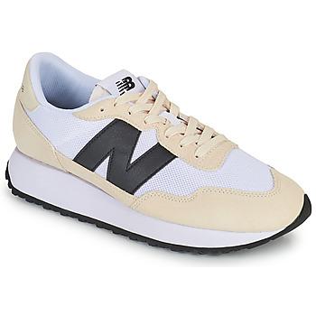 Scarpe Uomo Sneakers basse New Balance 237 Bianco / Nero