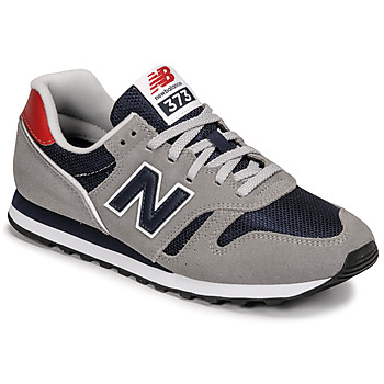 Scarpe Uomo Sneakers basse New Balance 373 Grigio / Blu / Rosso
