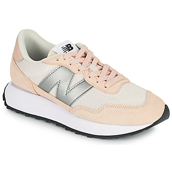 Scarpe Donna Sneakers basse New Balance 237 Rosa / Argento