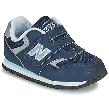 Scarpe Bambino Sneakers basse New Balance 393 Blu